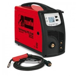SALDATRICE INVERTER TECHNOMIG 215 DUAL MULTIPROCES