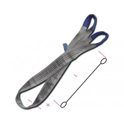 FASCIA NYLON GRIGIA KG4000 MT6