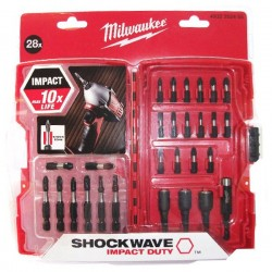 CASSETTA 28PZ SHOCKWAVE MILWAUKEE