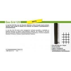 GEO GRID 120 25MT   ALTEZZA 1 MT.