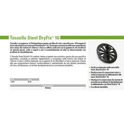 TASSELLO STEEL DRYFIX 10