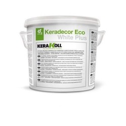 KERADECOR ECO WHITE PLUS 1001 4L