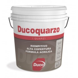 DUCOQUARZO RIEMPITIVO BIANCO PURO 14LT