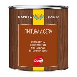 FINITURA A CERA INCOLORE 0.75 LT