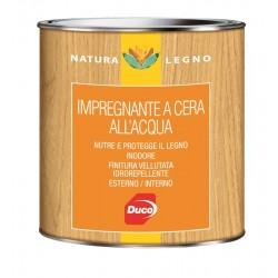 IMPREGNANTE A CERA ACQUA NOCE CHIARO 0.75 LT