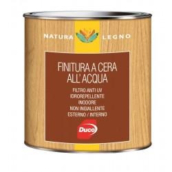 FINITURA A CERA ACQUA INCOLORE 0.75LT