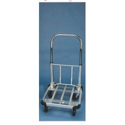 CARRELLO ALL. PORTACAS.TELESCOPICO 4/R KG.150