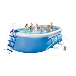 PISCINA GONF.COMPL.OVALE 549X366X122 56461