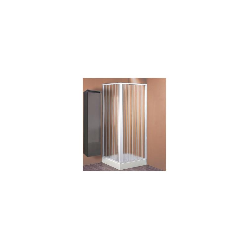 BOX DOCCIA A SOFFIETTO CM.110/80 X 110/80