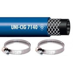 PL TUBO X GAS IMQ GR.8X13 C/FASCETTE (ML.2) MIN 2