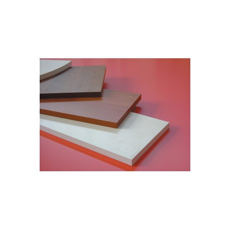 50x50x1,8 mensola angolo squadrata bianca cm Pz 5